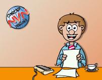 Comic; Omroep NVN