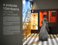 Korda Filmpark exhibition
