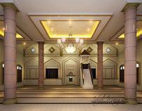 Mihrab Interior