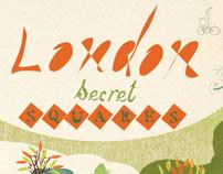 Secret London Poster
