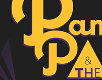 Pamela Parker & The Kings / Poster