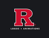 Rutgers Logos / Animations