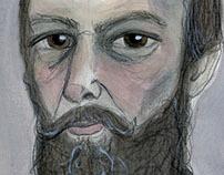 Fyodor Dostoyevsky Literary Portrait