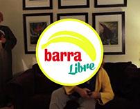 Branding Barra Libre