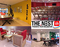 Interior-NEST I/O in partnership with GOOGLE & SAMSUNG