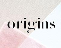 Origins Rebrand, 2017