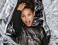 Patrizia Pepe Jr Girl FW16 ADV