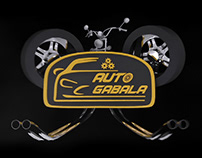 Auto Gabala | Logo Animation