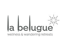 La Belugue Logo & Brand