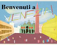 Postal de Venecia   Versiona Thyssen