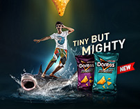 Doritos Shots - Tiny but Mighty