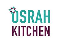 Osrah Kitchen Restaurant Branding