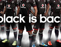 orlando pirates fc football star posters