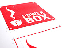 powerbox – logo relaunch & corporate design