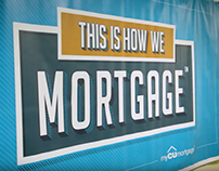 myCUmortgage Rebranding Campaign