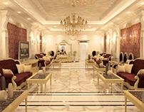 Mr.Ahmed El-Zyedy Sitting Room - Jeddah.KSA