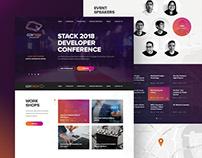 Govtech Stack 2018 Website Design