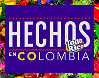 TODO RICO - HECHOS EN COLOMBIA