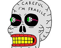 Careful I'm Fragile