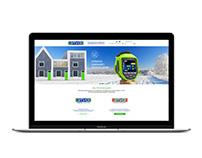 Web site ETIZ VAPORGLASS