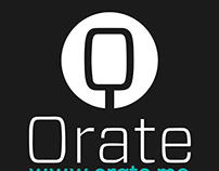 Orate - Display Banner Ad