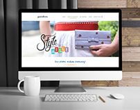 Elmer's Style By Aisle Campaign | website