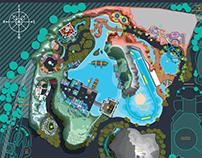 New Fantasyland, Disneyland- Anaheim, CA