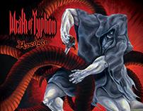 Wrath of Typhon: The Avenger Album Artwork