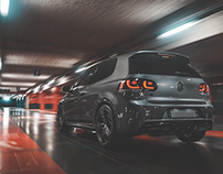 Volkswagen Golf Mk6R | Photography