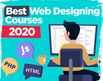 Best Web Designing Courses for 2020