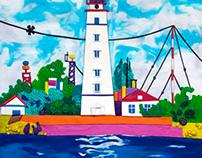 Crimean lighthouses