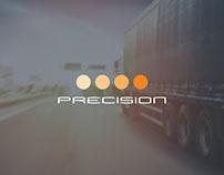 Precision Software website