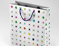 Packaging /Gift bags / Surface Pattern