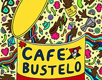 Cafe Bustelo - GIF animation