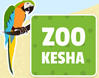 Zoo Kesha - E-commerce Pet Shop