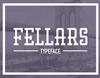 Fellars - Typeface