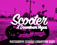 PHOTOGRAPHY: Scooter X Downtown Vegas