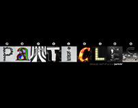Particles Logo Animation