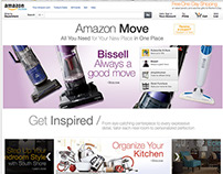 Amazon Move Page Redesign