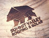 Summit Valley Roofing Re-Brand