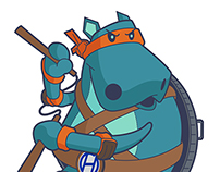 TAFT / Hyperkin Inc. Mascot
