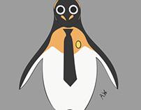 Detective Penguin