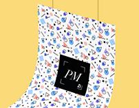 45+ Vibrant Poster Mockups for Branding Presentation