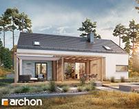 Projekt: Dom pod świerkiem 3