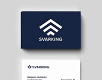 Branding and website for Svarking