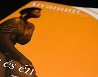 Arcanum magazin design
