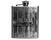 FINLANDIA VODKA - FLASK DESIGN
