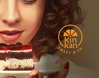 Visual Identity KinKan Sweet & Co.
