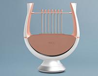 O'RPHEUS Harp Bluetooth Speaker