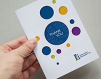 Information Innovators Inc. Thank you card